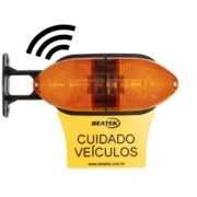 Sinalizador Sonoro 45 Led  - Unit